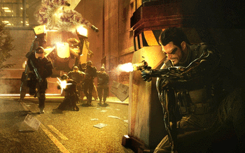 Deus Ex Human Revolution screenshot 8