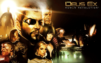 Deus Ex Human Revolution screenshot 9