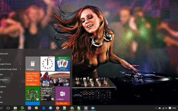 DJ screenshot