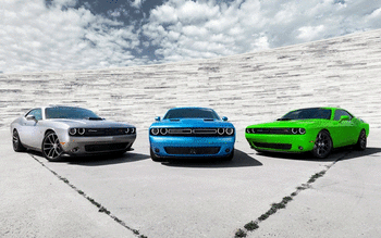 Dodge Challenger screenshot 10