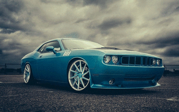 Dodge Challenger screenshot 6