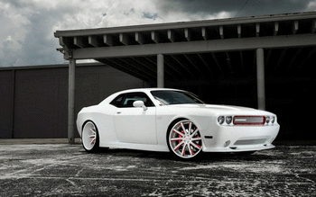 Dodge Challenger screenshot 7