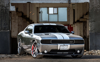 Dodge Challenger screenshot 8