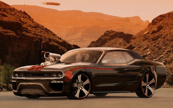 Dodge Challenger screenshot 9