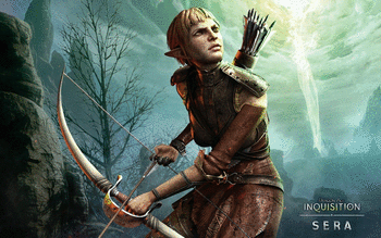 Dragon Age Inquisition screenshot 11