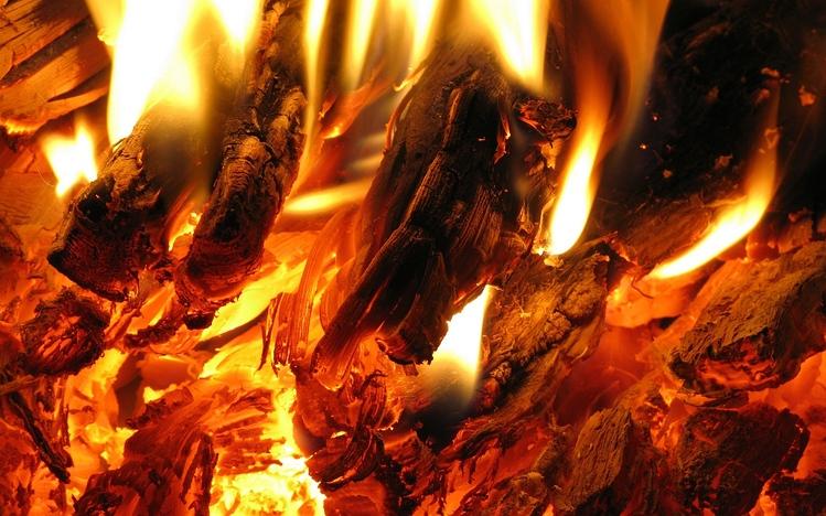 star 387_Fire Theme for Windows 10