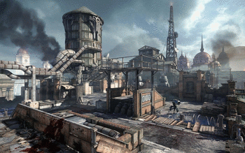 Gears of War Judgment screenshot 12