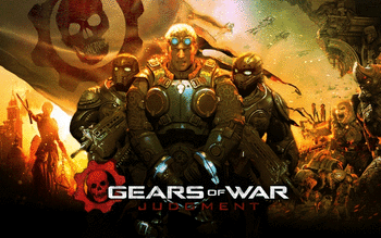 Gears of War Judgment screenshot 15