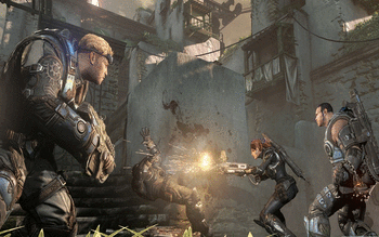Gears of War Judgment screenshot 2