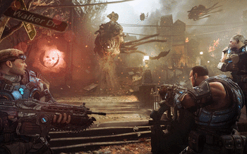 Gears of War Judgment screenshot 3