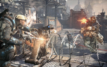 Gears of War Judgment screenshot 5