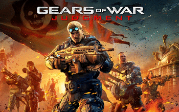 Gears of War Judgment screenshot 6