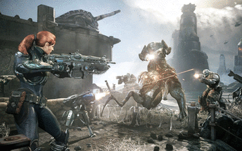 Gears of War Judgment screenshot 8