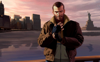 GTA 4 screenshot 3