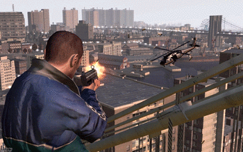 GTA 4 screenshot 4