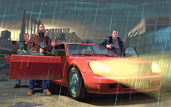 GTA 4 screenshot 8