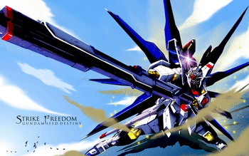 Gundam Seed and Destiny screenshot 10