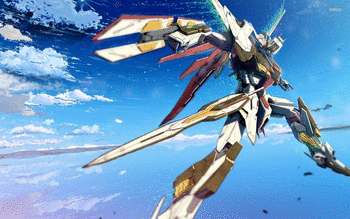 Gundam Seed and Destiny screenshot 2