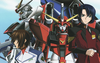 Gundam Seed and Destiny screenshot 6