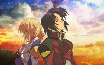 Gundam Seed and Destiny screenshot 7