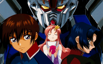 Gundam Seed and Destiny screenshot 9