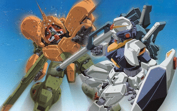 Gundam screenshot 2