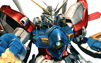 Gundam screenshot 3