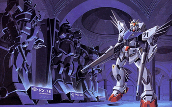 Gundam screenshot 9