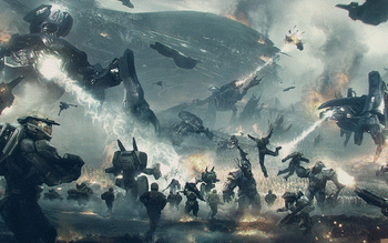 Halo Wars 2 screenshot 11
