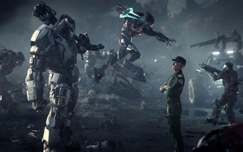 Halo Wars 2 screenshot 12