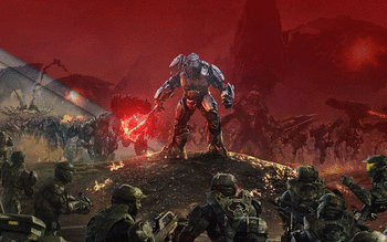 Halo Wars 2 screenshot 7
