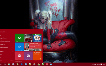 Harley Quinn screenshot