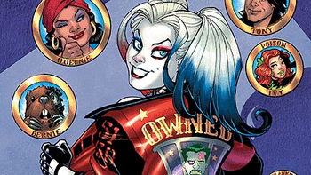 Harley Quinn screenshot 4