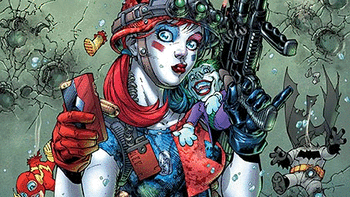 Harley Quinn screenshot 5
