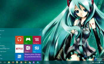Hatsune Miku screenshot
