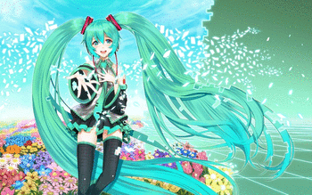 Hatsune Miku screenshot 11