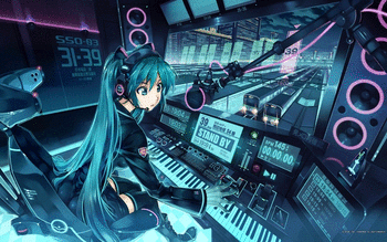 Hatsune Miku screenshot 17