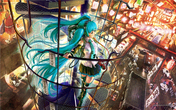 Hatsune Miku screenshot 18