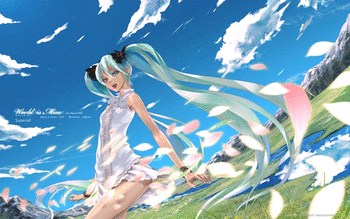 Hatsune Miku screenshot 19