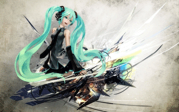 Hatsune Miku screenshot 21