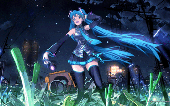 Hatsune Miku screenshot 24