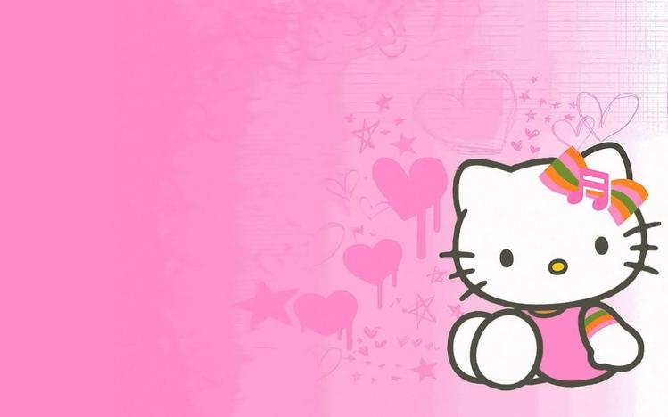 hello kitty theme for windows 10