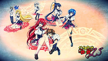 High School DxD screenshot 11