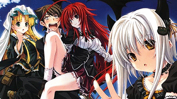 High School DxD screenshot 12