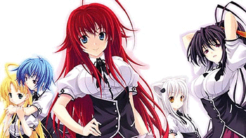 High School DxD screenshot 9
