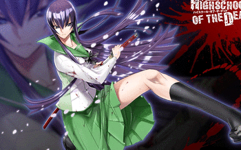 Highschool of the Dead screenshot 10