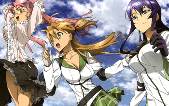 Highschool of the Dead screenshot 8