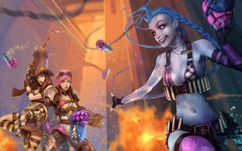 Jinx screenshot 3