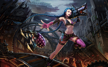 Jinx screenshot 8