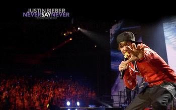 Justin Bieber: Never Say Never screenshot 5